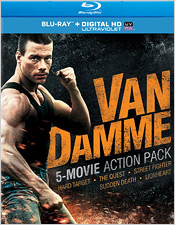 Van Damme: 5-Film Collection (Blu-ray Disc)