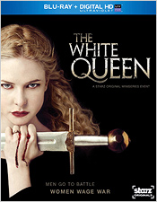 The White Queen: Season One (Blu-ray Disc)