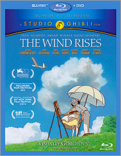 The Wind Rises (Blu-ray Disc)