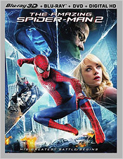 The Amazing Spider-Man 2 (Blu-ray 3D)