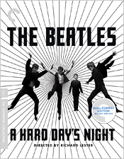 The Beatles: A Hard Day's Night (Criterion Blu-ray Disc)