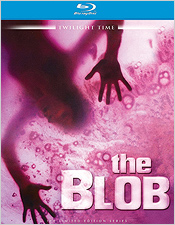 The Blob (1988 - Blu-ray Disc)