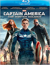 Captain America: The Winter Soldier (Blu-ray Disc)