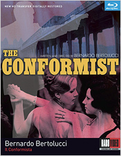 The Conformist (Blu-ray Disc)