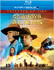 Cowboys & Aliens: Extended Edition (Blu-ray Disc)