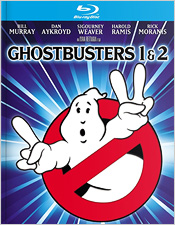 Ghostbusters 1 & 2 (Blu-ray Disc)