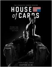 House of Cards: The Complete Second Season (Blu-ray Disc)