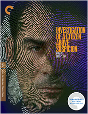 Investigation of a Citizen Above Suspicion (Criterion Blu-ray Disc)