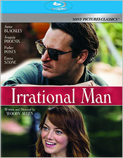 Irrational Man (Blu-ray Disc)