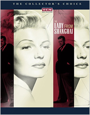 The Lady from Shanghsi (TCM Shop-exclusive Blu-ray Disc)