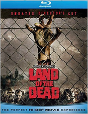 Land of the Dead: Unrated Director's Cut (Blu-ray Disc)