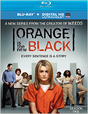 Orange Is the New Black: Season One (Blu-ray Disc)