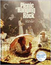 Picnic at Hanging Rock (Criterion Blu-ray Disc)