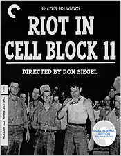 Riot in Cell Block 11 (Criterion Blu-ray Disc)