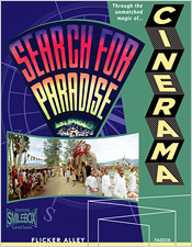 Search for Paradise: Cinerama (Blu-ray Disc)