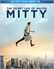 The Secret Life of Walter Mitty (Blu-ray Disc)