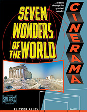 Seven Wonders of the World: Cinerama (Blu-ray Disc)