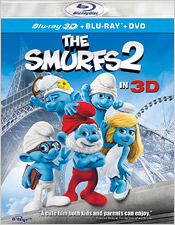 The Smurfs 3D (Blu-ray Disc)