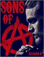 Sons of Anarchy: Season 6 (Blu-ray Disc)