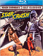 Starcrash (Blu-ray Disc)