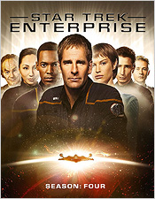 Star Trek: Enterprise - Season Four (Blu-ray Disc)