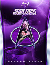 Star Trek: The Next Generation - Season Seven (Blu-ray Disc)