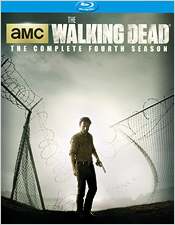 The Walking Dead: Season Four (Blu-ray Disc)