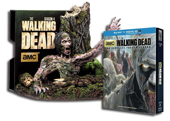 The Walking Dead: Season Four - Tree Walker (Blu-ray Disc)