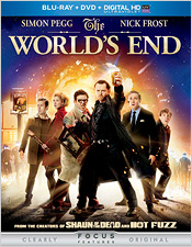 The World's End (Blu-ray Disc)