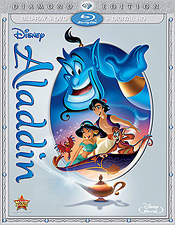 Aladdin: Diamond Edition (Blu-ray Disc)