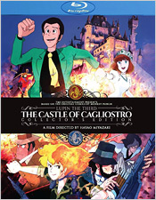 The Castle of Cagliostro (U.S. Blu-ray release)
