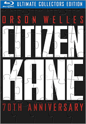 Citizen Kane: 70th Anniversary Ultimate Collector's Edition (Blu-ray Disc)