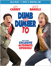 Dumb and Dumber To (Blu-ray Disc)