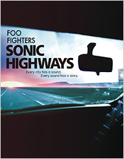 Foo Fighters: Sonic Highways (Blu-ray Disc)