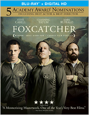 Foxcatcher (Blu-ray Disc)