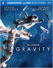 Gravity: Diamond Luxe Edition (Blu-ray Disc)