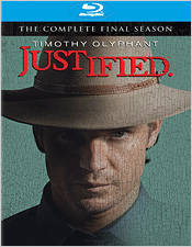 Justified: The Complete Final Season (Blu-ray Disc)