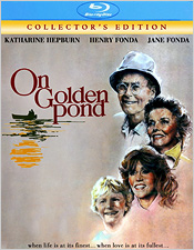 On Golden Pond (Blu-ray Disc)
