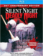 Silent Night, Deadly Night: 30th Anniversary Edition (Blu-ray Disc)