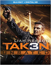 Taken 3 (Blu-ray Disc)