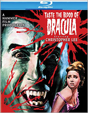 Taste the Blood of Dracula (Blu-ray Disc)