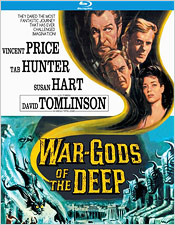 War Gods of the Deep (Blu-ray Disc)