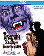 Dracula Has Risen from the Grave (Blu-ray Disc)
