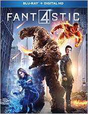 Fantastic 4 (Blu-ray Disc)