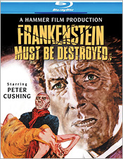 Frankenstein Must Be Destroyed (Blu-ray Disc)