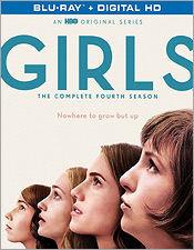Girls: Season Four (Blu-ray Disc)