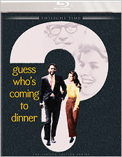 Guess Who's Coming to Dinner (Blu-ray Disc)