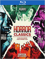 Hammer Horror Classics Collection (Blu-ray Disc)
