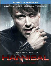 Hannibal: Season Three (Blu-ray Disc)