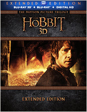The Hobbit Trilogy: Extended Edition (Blu-ray 3D)
